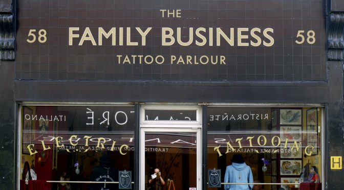 We understand Family businesses.